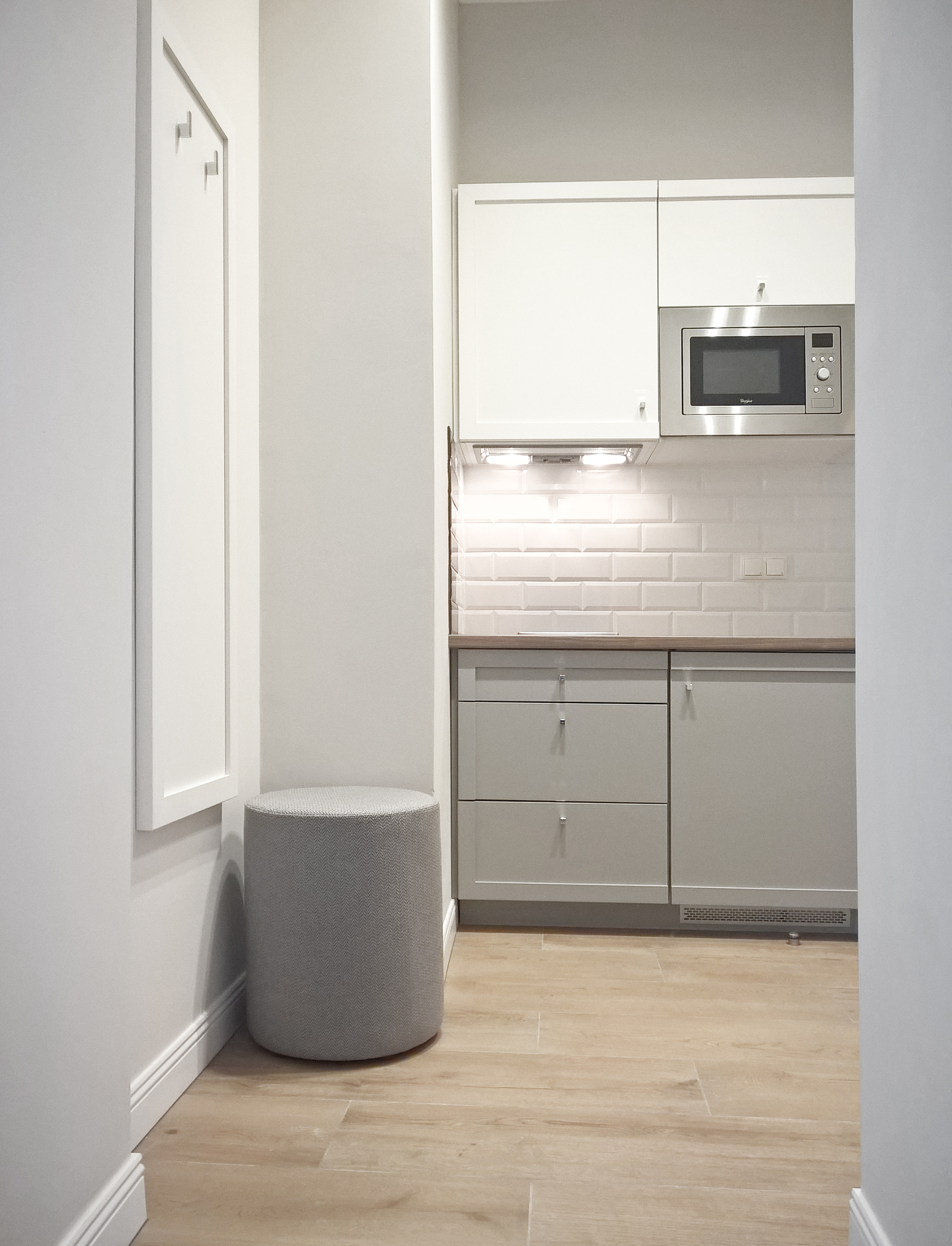 Apartament, Wrocław.