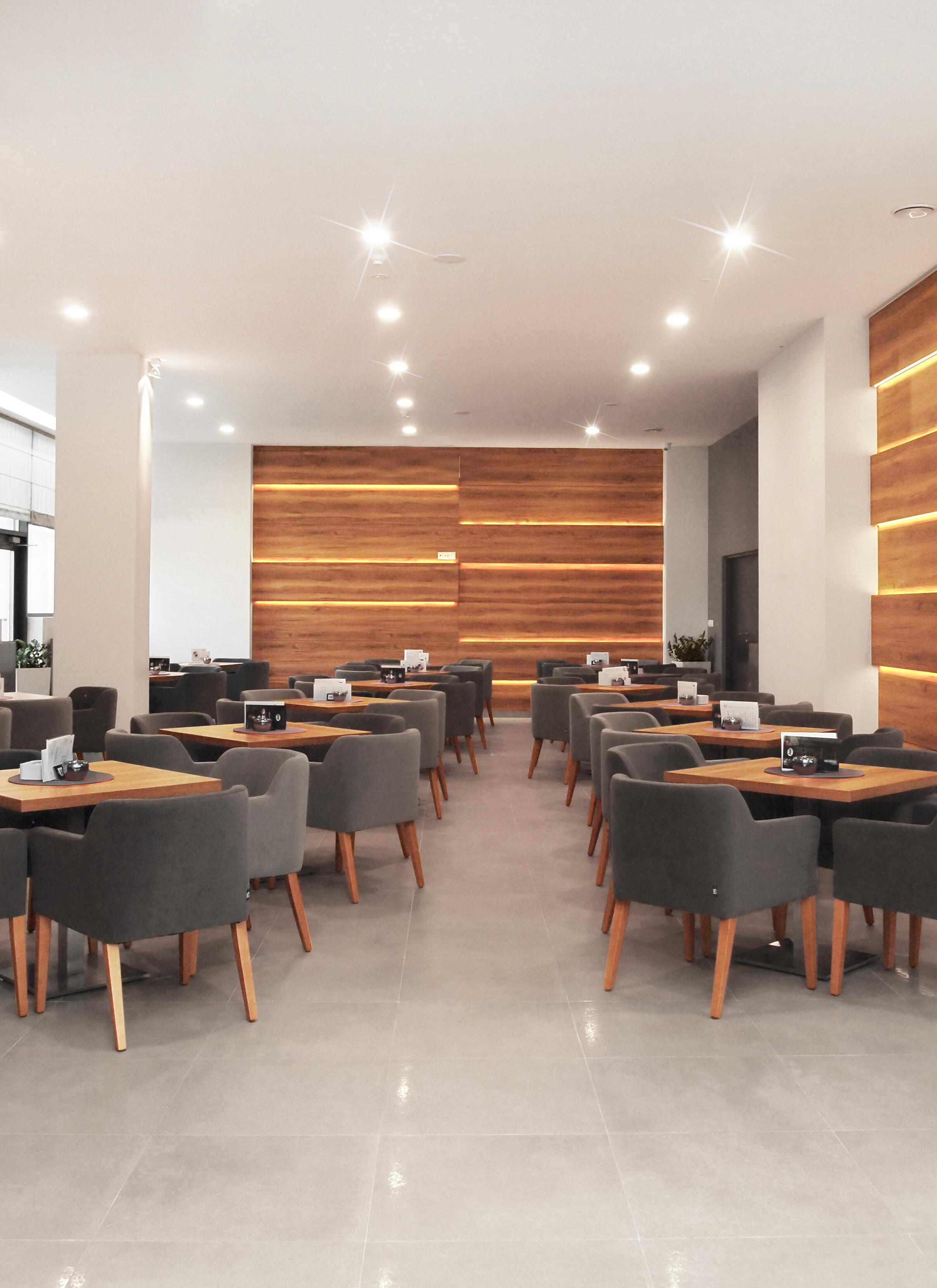 Kawiarnia hotelowa