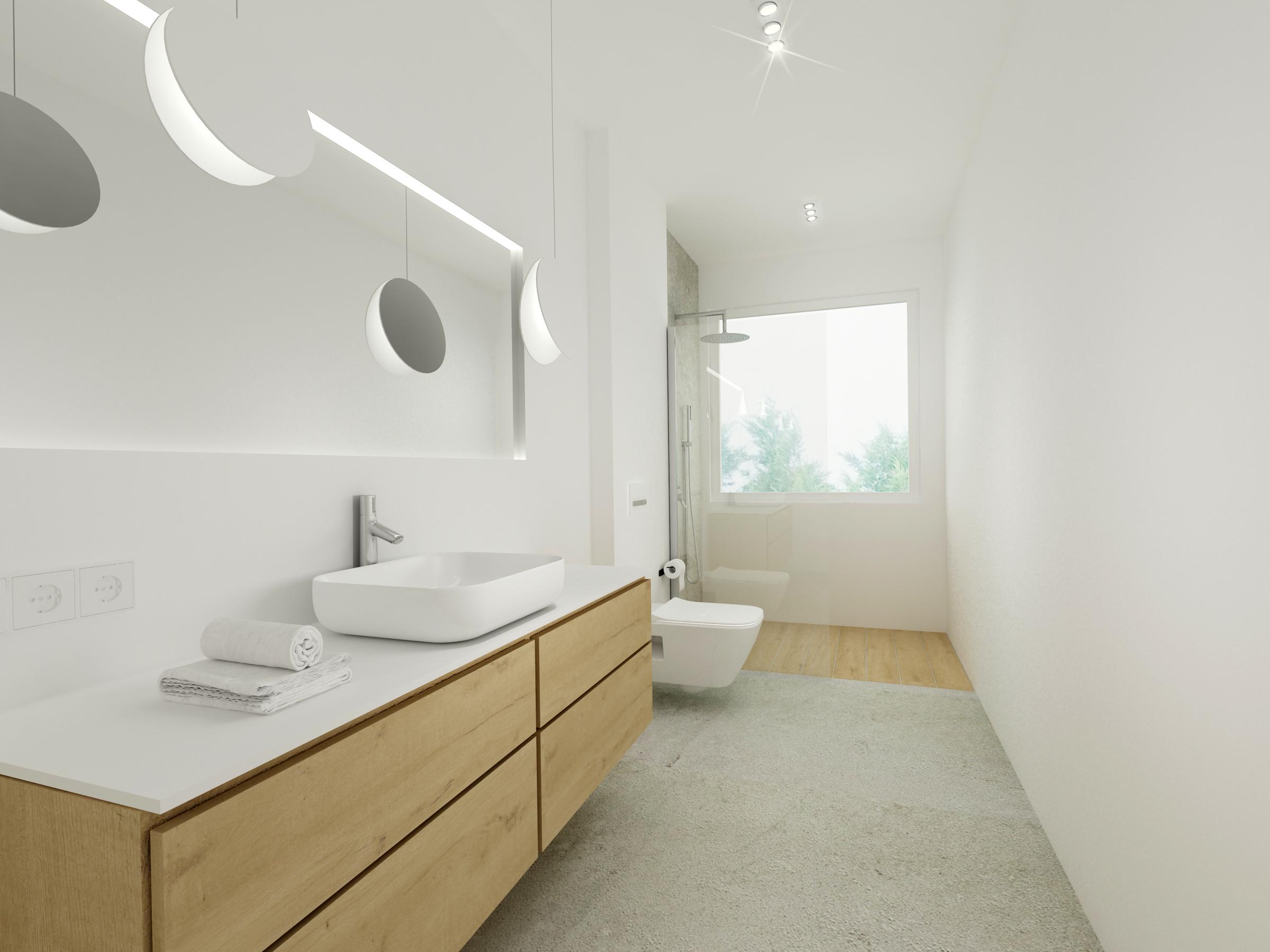 łazienka gości